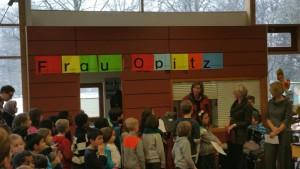 Abschied Frau Opitz