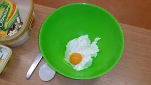Eier und Quark